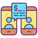 Imobile Finance Financial Mobile Chat Financial Chat Icon