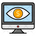 Financial Monitoring Icon