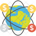 Currency Transfer Financial Icon