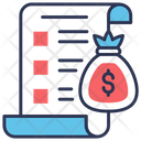 Budget Financial Plan Icon