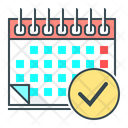 Financial Planning Finance Planner Icon