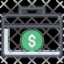Financial Portfolio Icon