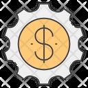 Financial Productivity Icon