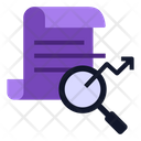 Business Financial Plan Icon