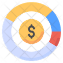 Financial Report Report Finance Icon