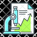 Financial Financial Forecast Fintech Icon