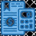 Coin Calculator Tools Account Icon