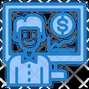 Financial Report Report Finance Icon