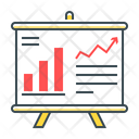 Financial Report Report Business Report Icon