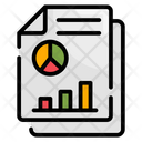 Financial Report Finance Report Icon