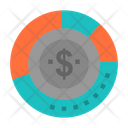Financial Report Business Report Infographic Icon