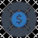 Business Help Money Icon