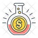 Finance Financial Research Research Icon