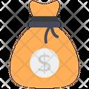 Financial Sack Money Bag Money Sack Icon