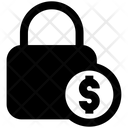 Financial Security Lock And Security Security Icon