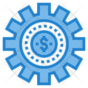 Financial Service Money Management Optimizee Money Icon