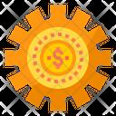 Financial Service Money Management Optimizee Money Icon