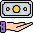 Financial Services Concept Support Icon