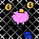 Financial Savings Financial Services Money Savings Icon