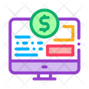 Money Interface Business Icon