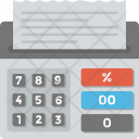 Cash Register Box Icon
