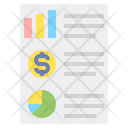 Financial Statements Icon
