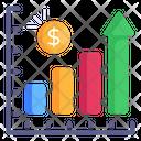 Financial Statistics Icon