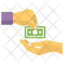 Financial Support Loans Financial Help Icon