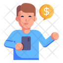 Financial Talk Icon