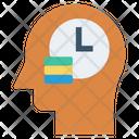 Financial Thinking Icon