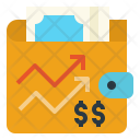 Financial Wallet Icon