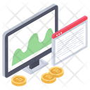 Financial Website Icon