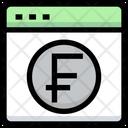 Franc Website Website Franc Icon