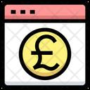 Pound Website Website Pound Icon