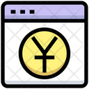 Yen Website Yuan Website Yen Icon