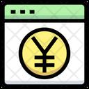 Yen Website Yuan Website Yen Icon