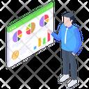 Financial Website Icon