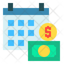 Financial Year Icon