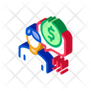 Application Balloon Business Icon