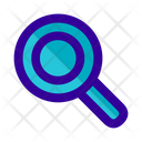 Find Search Zoom Icon