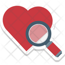 Find Lover Loving Icon