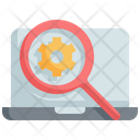 Find Search Online Icon