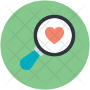 Find Valentine Lifepartner Icon