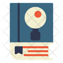Knowledge Find Education Icon