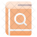 Find Book Learn Know Icon