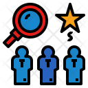 Find candidate Icon