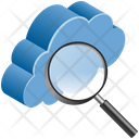 Find Searching Magnify Glass Icon