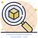 Find Delivery Search Box Parcel Tracking Icon