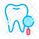 Dentist Stomatology Tooth Icon