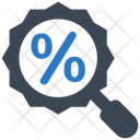 Find discount offer Icon